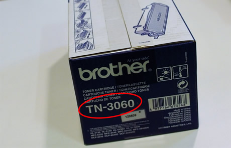 Compro Toner Brother